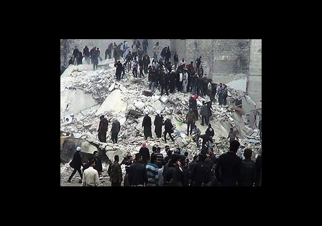 Suriye Krizinin İnsani Faturası Ağır