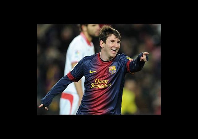 Barcelona Rekorla Kazandı