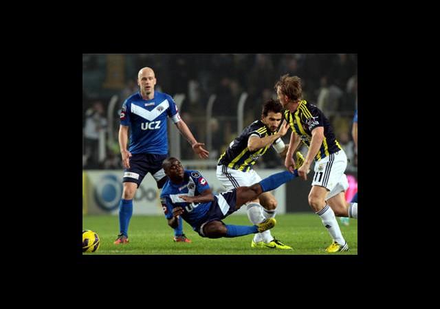 Fenerbahçe Yenilgiyi Unuttu