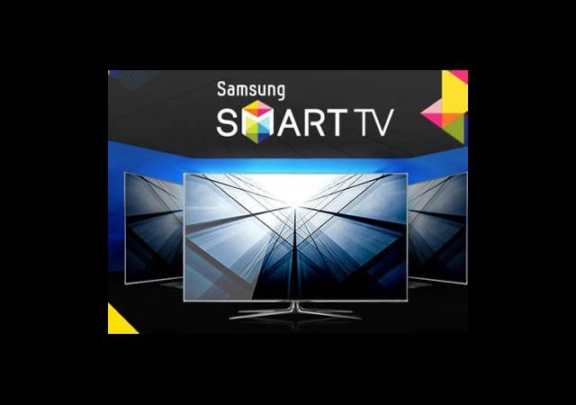 Samsung Smart TV'den Yeni Uygulamlar