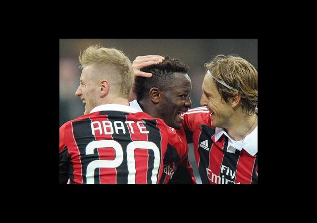 Milan Zirveye İyice Yaklaştı