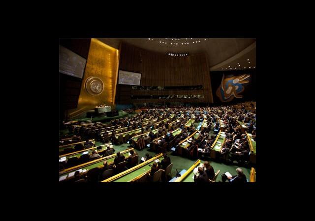 BM'den Suriye'ye Yeni Temsilci