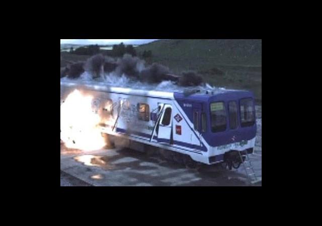 Bombaya Dayanıklı Vagon Geliştirildi