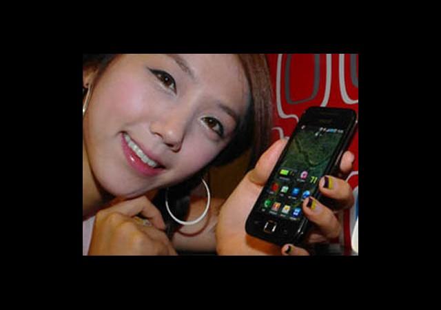 Samsung'un 2012 Hedefi Büyük