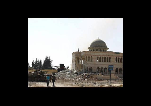 Suriye'de Ölü Sayısı 109'a Yükseldi