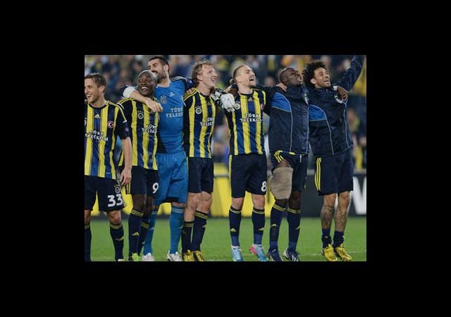 Fenerbahçe-Benfica Maçının Şifreleri