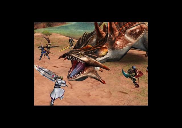 Monster Hunter Online Avrupa'ya Geliyor