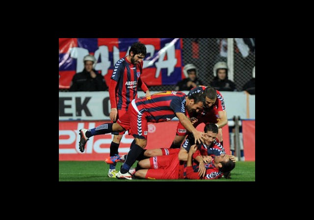 Mersin İdman Yurdu:3 Sivasspor:0