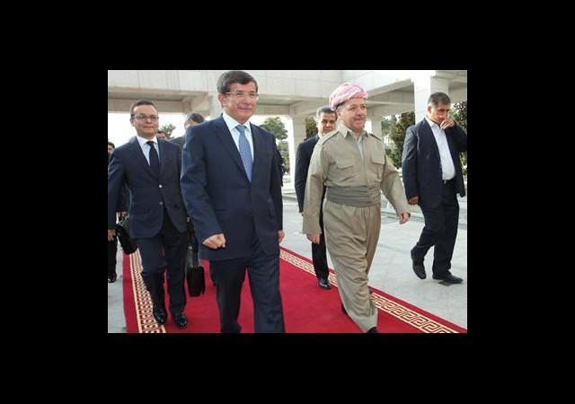 Erbil'de Kritik Görüşme