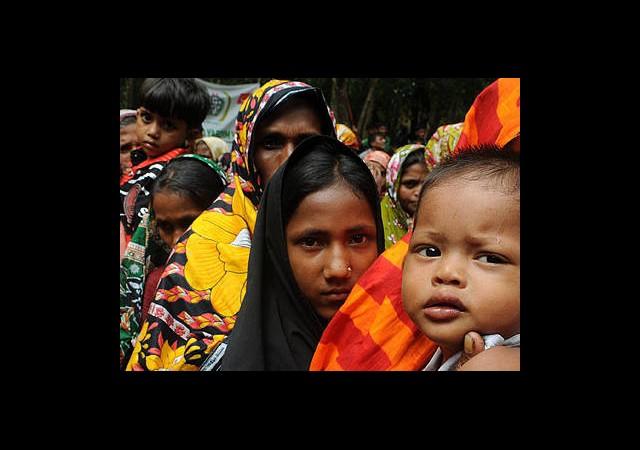 Myanmar'da Utanç Verici Uygulama