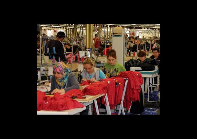 Kadınların yüzde 10,8'i İşsiz