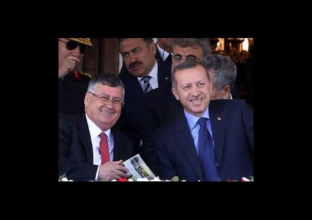 Erdoğan ile Keskin'in Bayram Sohbeti