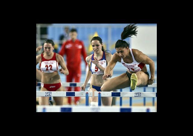 32. Avrupa Salon Atletizm Şampiyonası Başlıyor