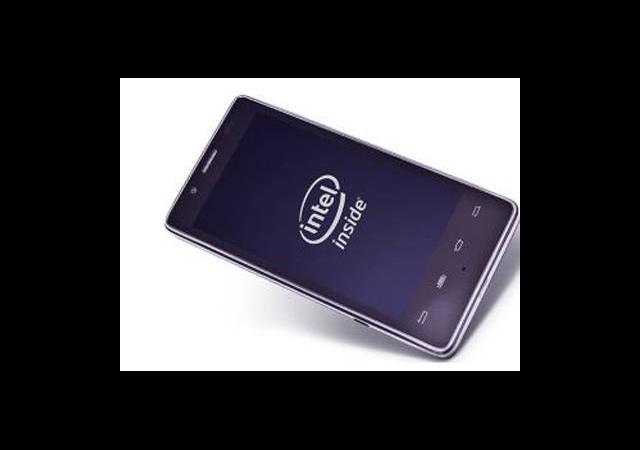 Intel'in Yeni Akıllı Telefonu Gün Yüzüne Çıkıyor!