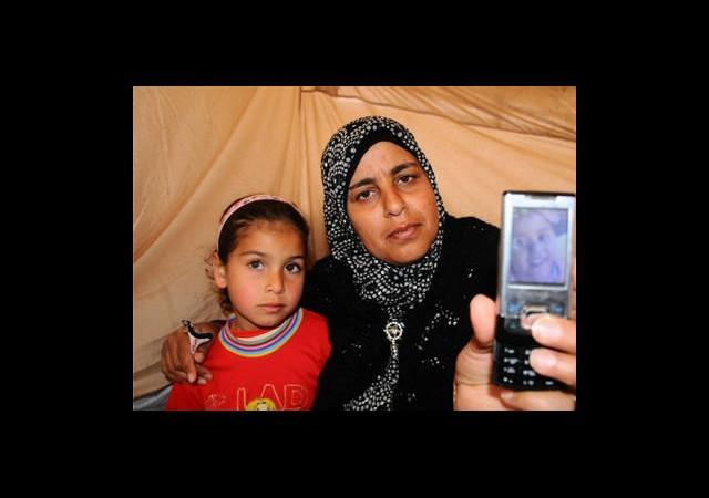 Savaştan Kaçırdığı Çocuklarını Yangında Kaybetti