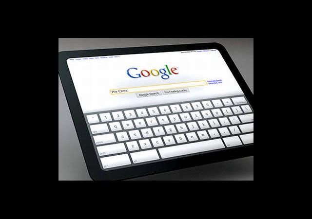 Google Bir Değil Beş Tablet Peşinde