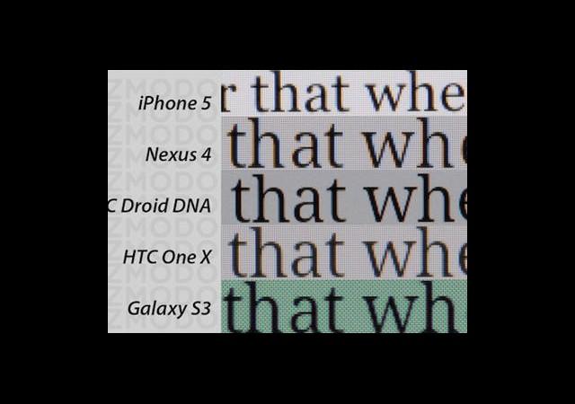 Akıllı Telefonlarda FullHD AMOLED Ekran Dönemi
