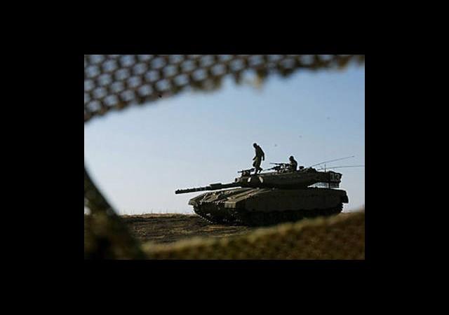 İsrail Suriye'yi Şikayet Etti