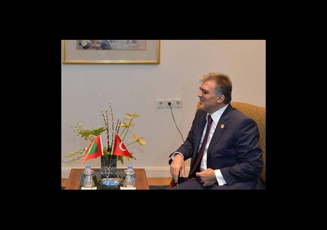 Cumhurbaşkanı Gül'den Önemli Görüşmeler