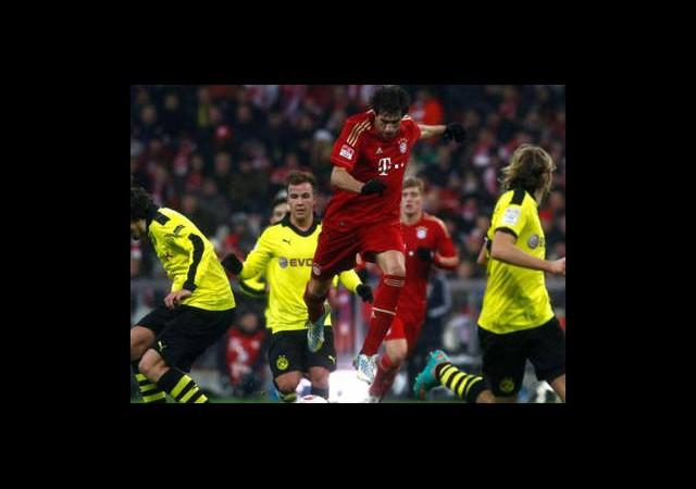 Bayern Münih'e Sakatlık Şoku