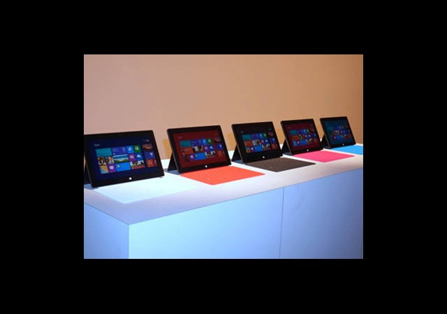 Microsoft'tan İkinci Nesil Surface Sürprizi