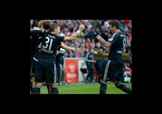 Bayern Adım Adım Şampiyonluğa Koşuyor