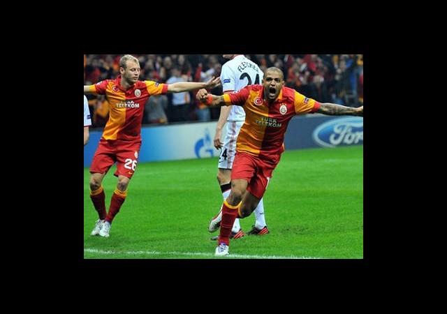 Galatasaray Avrupa'da 243. Sınavında