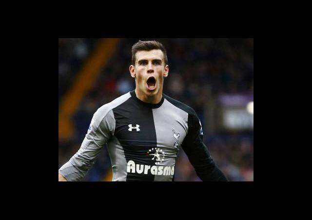 Bale Yılın Futbolcusu Seçildi