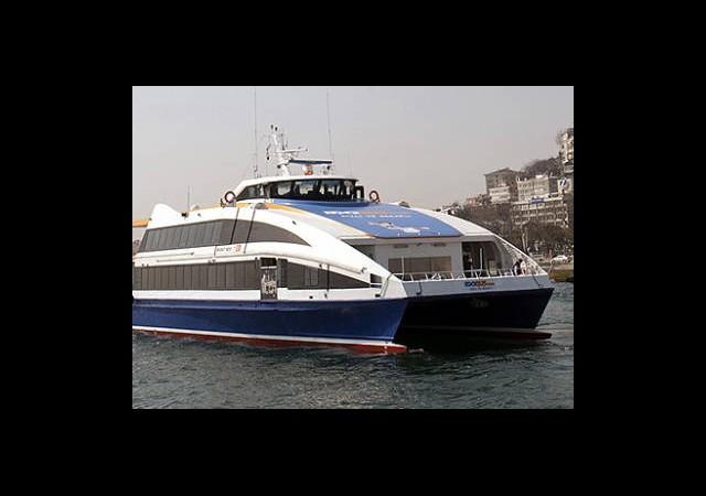 İDO'dan Avşa ve Marmara Adalarına Sefer