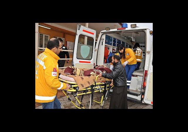 Hasta Suriyeliler Türkiye'de Şifa Buluyor