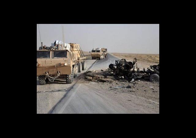 Afganistan'dan İntihar Saldırısı