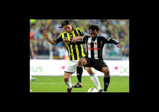 Beşiktaş Başlıyor Fenerbahçe Bitiriyor