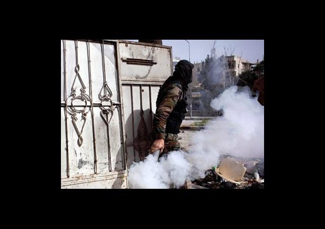 Suriye'de 'Kimyasal Silah' Saldırısı