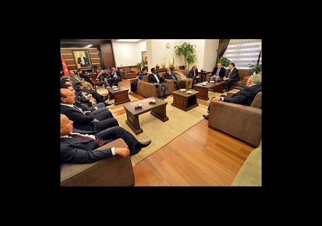Arap Ülkelerinden Erdoğan'a 'BM' Desteği