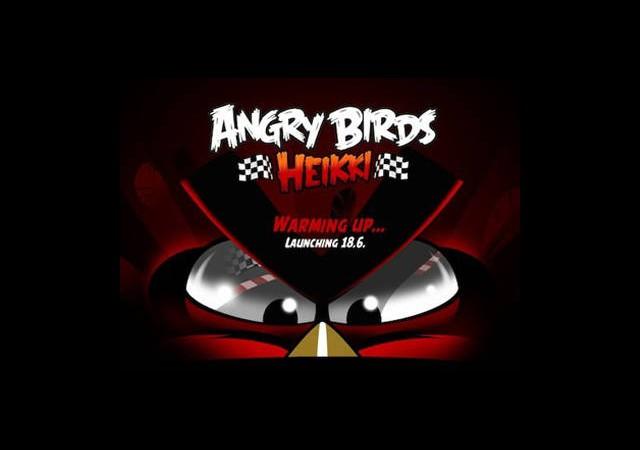 Angry Birds Heikki Geliyor