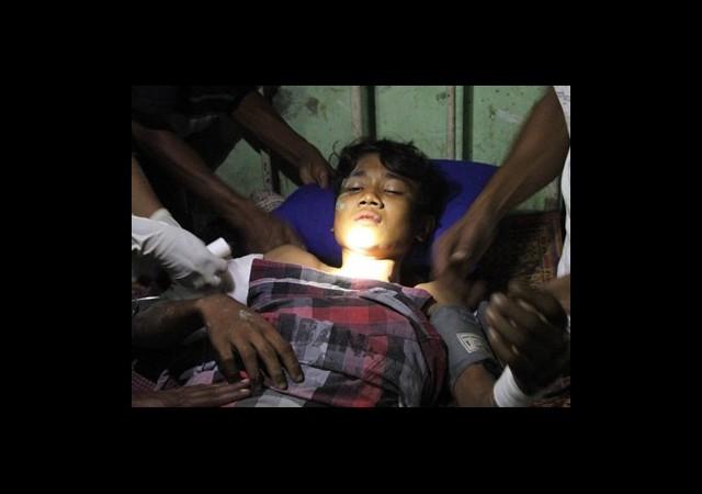 Myanmar'da Çatışma