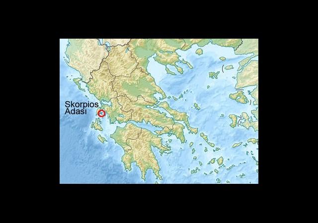 Onassis Adanın Satılmasını Yasakladı