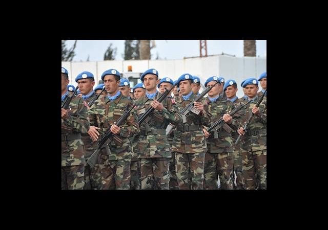 Lübnan'daki Türk Askerlerinin Sayısı Azaltılıyor