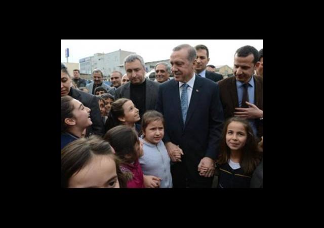 Başbakan Erdoğan: Beş Çocuktan Aşağısı Kurtarmaz
