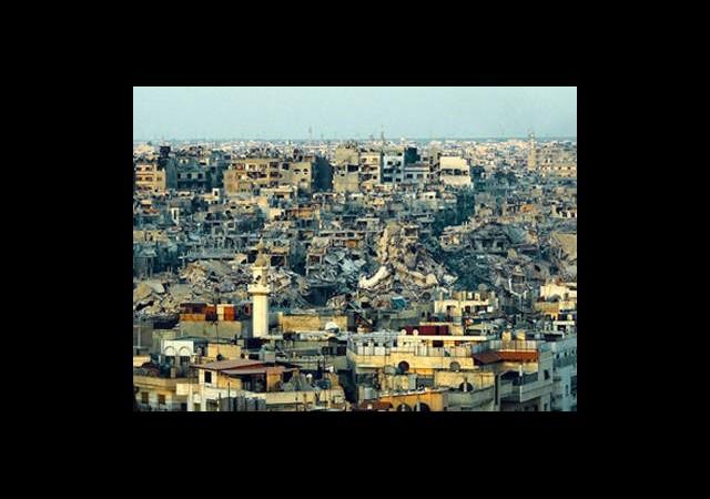 Suriye'de Ölü Sayısı 155'e Yükseldi