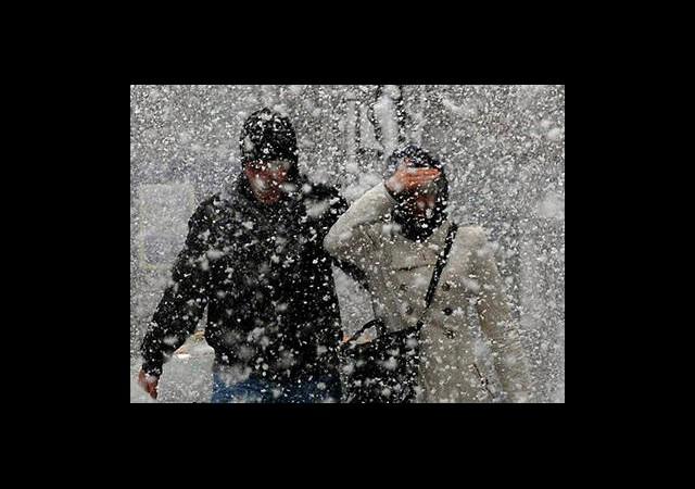 Soğuk ve Kuvvetli Kar Geliyor!