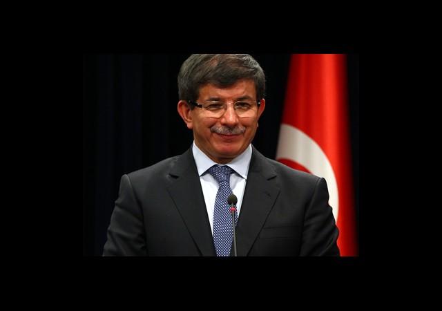 Ahmet Davutoğlu'ndan Suriye ve Rusya Açıklaması