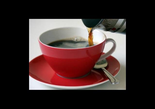 Kahve İçmek 'Kaza Riskini Azaltıyor'