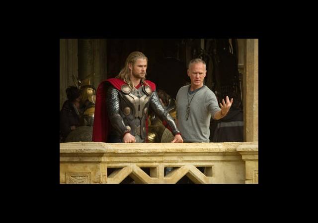 'Thor: Karanlık Dünya'dan İlk Görsel!