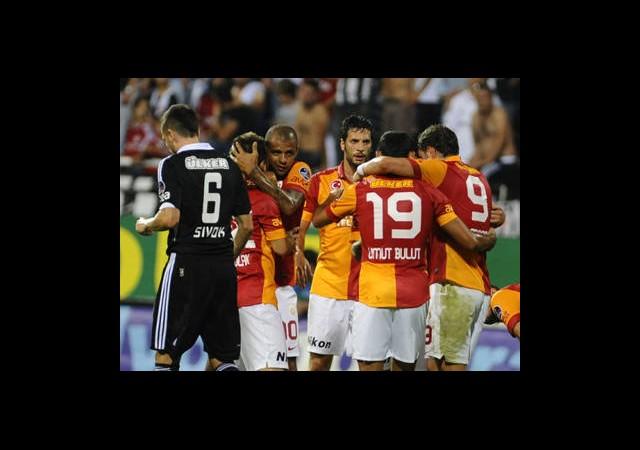 ''Cim Bom'' Evinde Beşiktaş'ı Sevindirmiyor