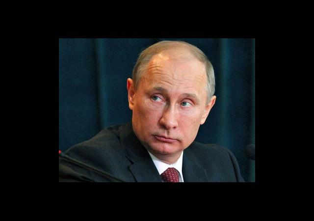 Putin Boşandı