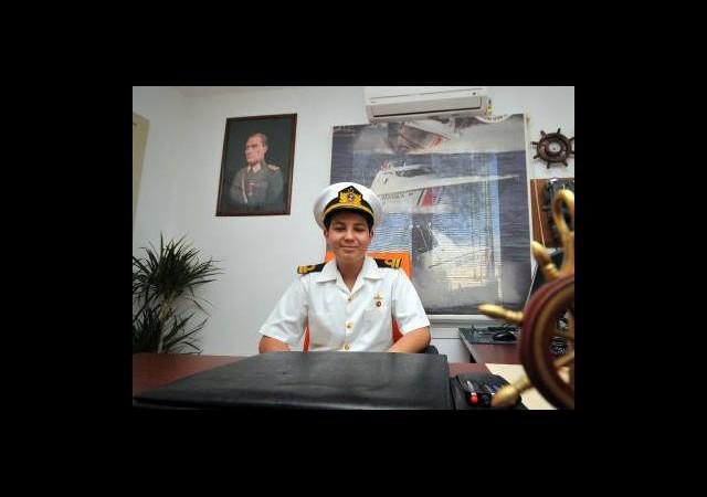 15 Yaşında Yüzbaşı Oldu