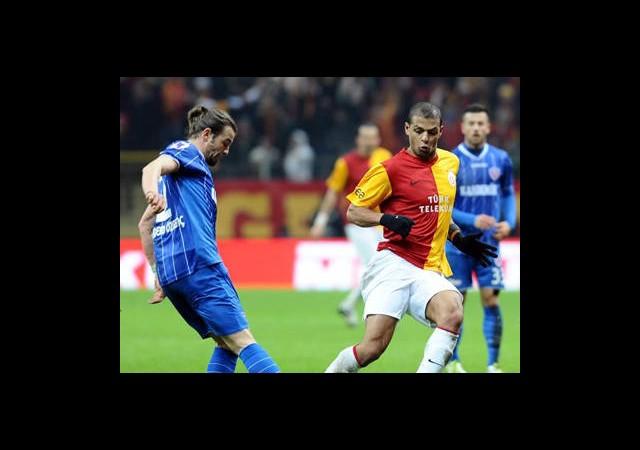 Galatasaray - Karabükspor Canlı Anlatım