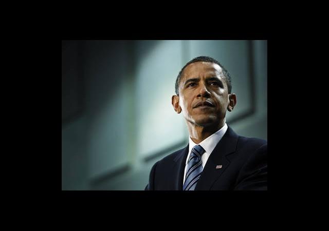 Obama'nın Başı Gençlerle Dertte