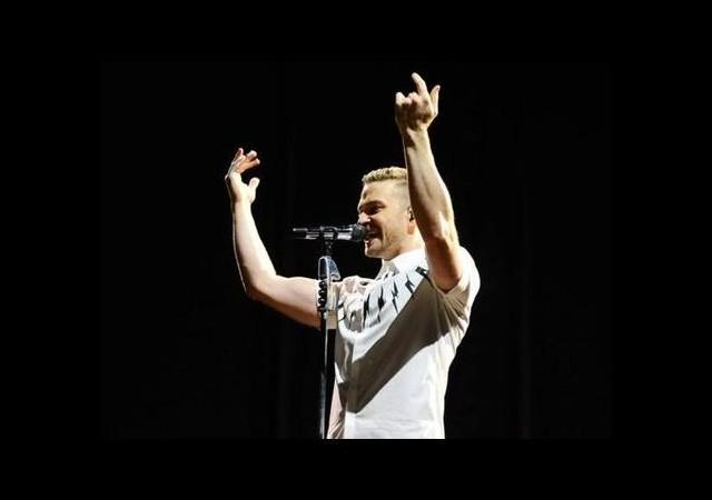 Justin Timberlake Soma'yı unutmadı